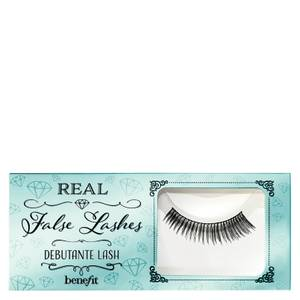 benefit Real False Lashes Soft Separated False Eyelashes Debutante Lash