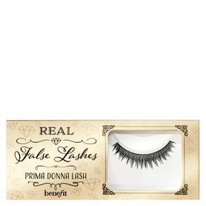 benefit Real False Lashes Crossed Layered False Eyelashes Prima Donna Lash