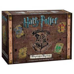 Jeu Harry Potter Hogwarts Battle - Deck Building