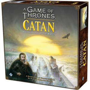 Jeu A Game of Thrones Catan: Brotherhood of the Watch
