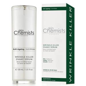 skinChemists London Wrinkle Killer Snake Serum 30ml