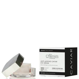 skinChemists London Anti-Ageing Caviar Eye Serum 10ml