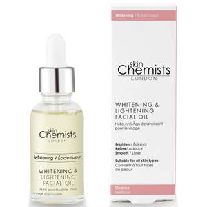 skinChemists London Whitening and Lightening Nourishing Facial Oil 30ml