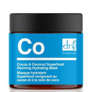 Dr Botanicals Apothecary Cocoa and Coconut Superfood Reviving Hydrating Mask 50ml