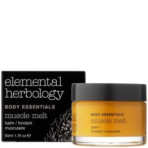 Bálsamo Muscle Melt de Elemental Herbology - 50 ml