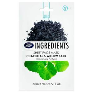 Boots Charcoal Face Mask