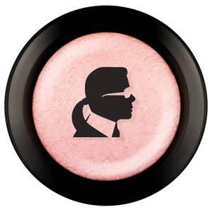 Karl Lagerfeld + ModelCo Baked Blush In Rose Pink