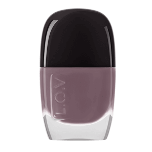 L.O.V Cosmetics LOVinity Long Lasting Nail Lacquer 300, Mauve Majesty