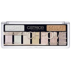 Catrice Cosmetics The Ultimate Chrome Collection Eyeshadow Palette