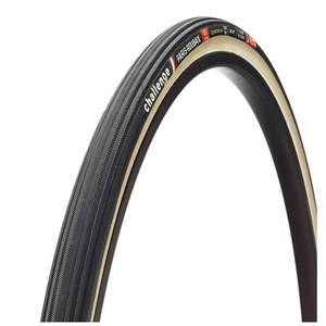 Challenge Paris Roubaix SC S 320 TPI Tubular Road Tire - 700c x 27mm
