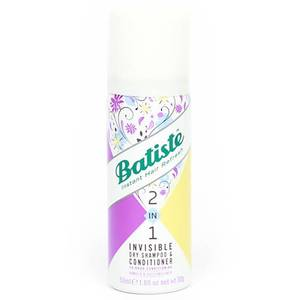 Batiste 2 in 1 Dry Shampoo and Conditioner Vanilla & Passionflower