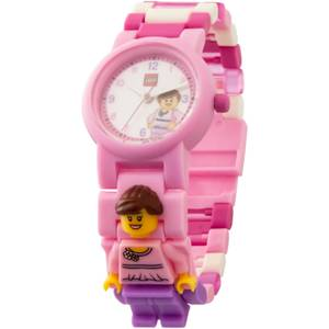 LEGO Classic Pink Minifigure Link Watch