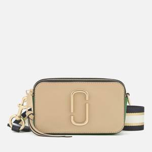 Marc Jacobs Women's Snapshot Cross Body Bag - Sandcastle Multi