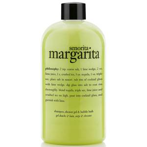 philosophy Senorita Margarita Shampoo, Bath & Shower Gel 480ml