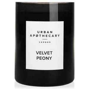 Urban Apothecary Velvet Peony Luxury Candle 300g
