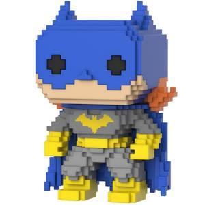 DC Classic Batgirl (Blue) 8-Bit Pop! Vinyl Figur