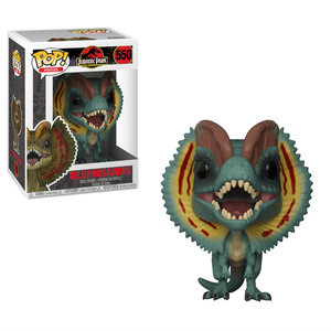 Jurassic Park Dilophosaurus Funko Pop! Vinyl