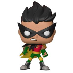 Figurine Pop! Robin - Teen Titans Go!