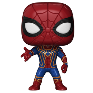 Marvel Avengers: Infinity War Iron Spider Pop! Vinyl Figur