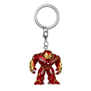 Marvel Avengers: Infinity War Hulkbuster Pop! Vinyl Schlüsselanhänger