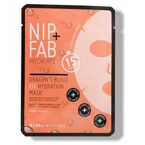 Увлажняющая маска-салфетка NIP + FAB Dragons Blood Fix Hydration Mask 18 г