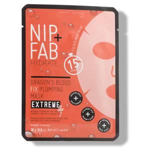 NIP+FAB Dragons Blood Fix Extreme Plumping Mask 18g