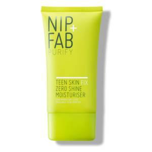 Матирующий увлажняющий крем NIP + FAB Teen Skin Fix Zero Shine Moisturiser 40 мл