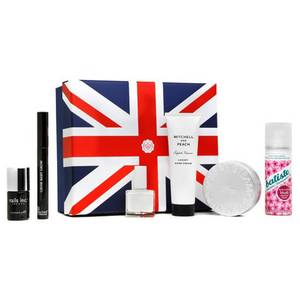 GLOSSYBOX Best of Britain Limited Edition 2013