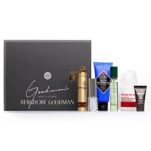 Men's GLOSSYBOX for Bergdorf Goodman Limited Edition 2014