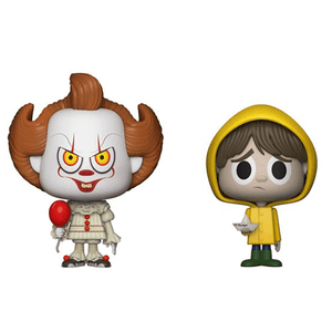 IT Pennywise and Georgie Funko Vynl.