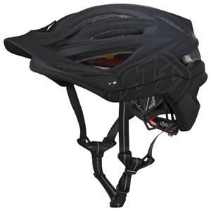 Troy Lee Designs A2 MIPS Decoy MTB Helmet - Black