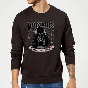 Star Wars Darth Vader Merry Sithmas Black Christmas Sweater