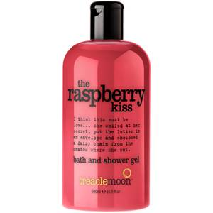 treaclemoon one ginger morning bath & shower gel/the raspberry kiss bath & shower gel