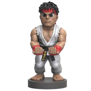 Manette, Câble et Socle pour Smartphone Collection Street Fighter Ryu 20 cm