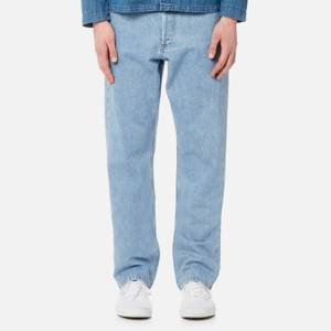 A.P.C. Men's Standard Jeans - Selvedge Indigo Delave