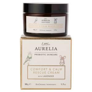 Little Aurelia from Aurelia Probiotic Skincare Comfort and Calm Rescue Cream(리틀 오렐리아 프롬 오렐리아 프로바이오틱 스킨케어 컴포트 앤 캄 레스큐 크림 50g)