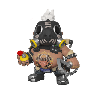 Overwatch Roadhog 6 Inch Figura Pop! Vinyl
