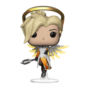 Overwatch - Mercy Figura Pop! Vinyl