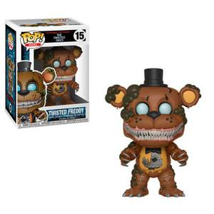 Five Nights at Freddy's Twisted Freddy Funko Pop! Vinyl