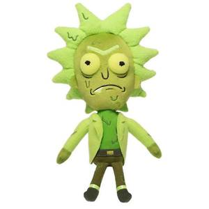 Rick and Morty Rick Pop Galactic Plush