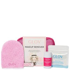 GLOV Hydro Cleanser Travel Set - Pink