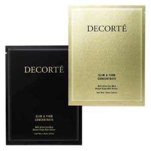 Decorté Vi-Fusion Slim and Firm Concentrate Mask (6 Pack, Worth $210)