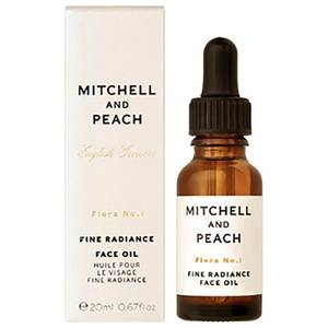 Mitchell and Peach Flora No.1 Fine Radiance Oil