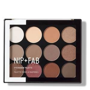 NIP + FAB Make Up Eyeshadow Palette - Sculpted 12 g