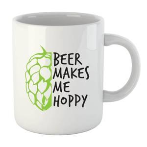 Beershield Beer Makes Me Hoppy Mug