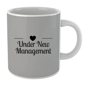Under new Management Mug