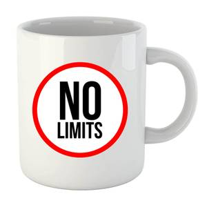 No Limits Mug