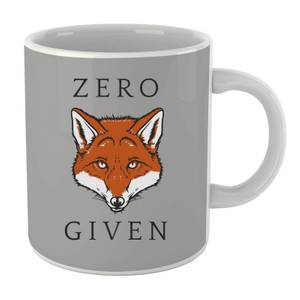 Zero Fox Given Mug