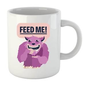 Feed Me Mug