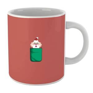 Christmas Santa Pocket Mug